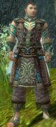 Armure de Luxon d'élite-Moine-Homme