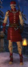 Armure de Shing Jea-Ritualiste-Homme