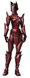 Armure d'Asura-Guerrier-Femme