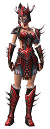 Armure de Norn-Guerrier-Femme