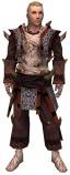 Monk Primeval armor m