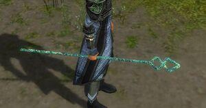Bâton de turquoise