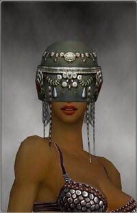 Armure canthienne-Ritualiste-Tête-Femme