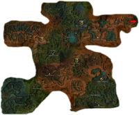 Carte de la région de la Jungle Maguuma