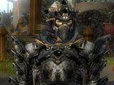 Armure d'obsidienne (Guerrier)