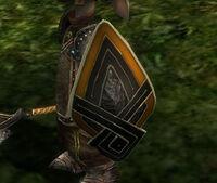 Bouclier de commandement d'Asura