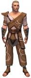 Monk Shing Jea armor m