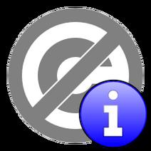 PD info icon