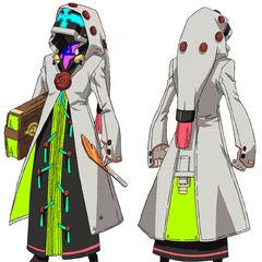 <b>Guilty Gear Vastedge XT</b>  Character Art