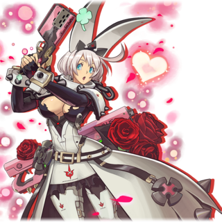 <i><b>Guilty Gear Xrd x Chain Chronicle</b></i> Render