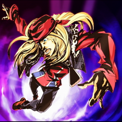 <i><b>Guilty Gear XX Slash</b></i> Arcade Mode ending