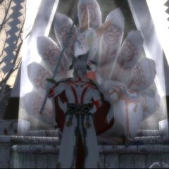 <b>Izuna</b> with his Masterghost