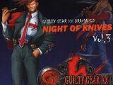 Guilty Gear XX Drama CD Night of Knives Vol.3