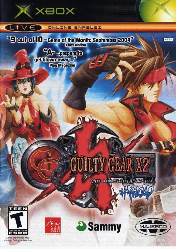 Guilty Gear XX ♯Reload | Guilty Gear Wiki | FANDOM powered