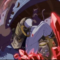 <i><b>Guilty Gear XX Λ Core</b></i> Arcade Mode ending