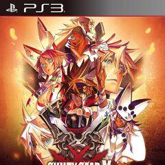 PS3 cover art (JP).
