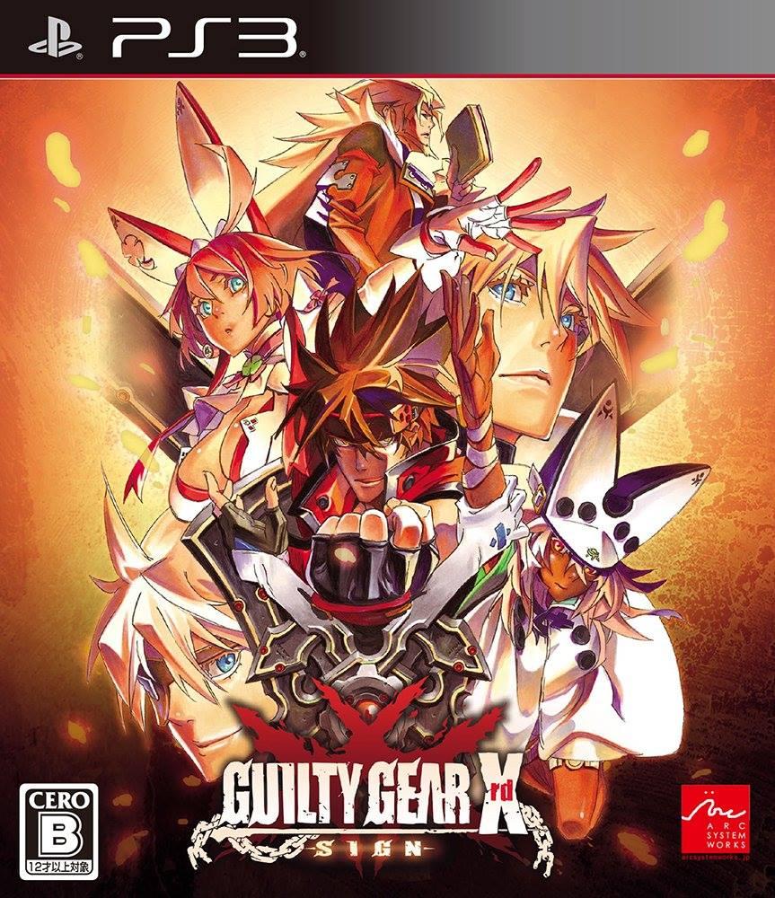 Kết quả hình ảnh cho Guilty Gear Accent Core Plus cover ps3