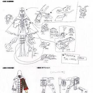 <i><b>Guilty Gear 2: Overture</b></i> Concept Artwork