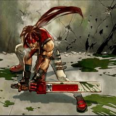 <i><b>Guilty Gear XX Slash</b></i> Mission Mode ending