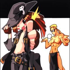 <i><b>Guilty Gear X Plus</b></i> Special ending