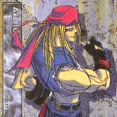 <i><b>Guilty Gear Card</b></i> 2