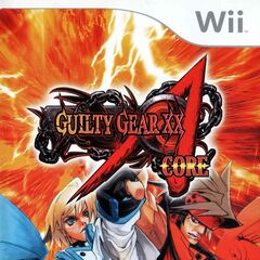Wii cover art (EU).