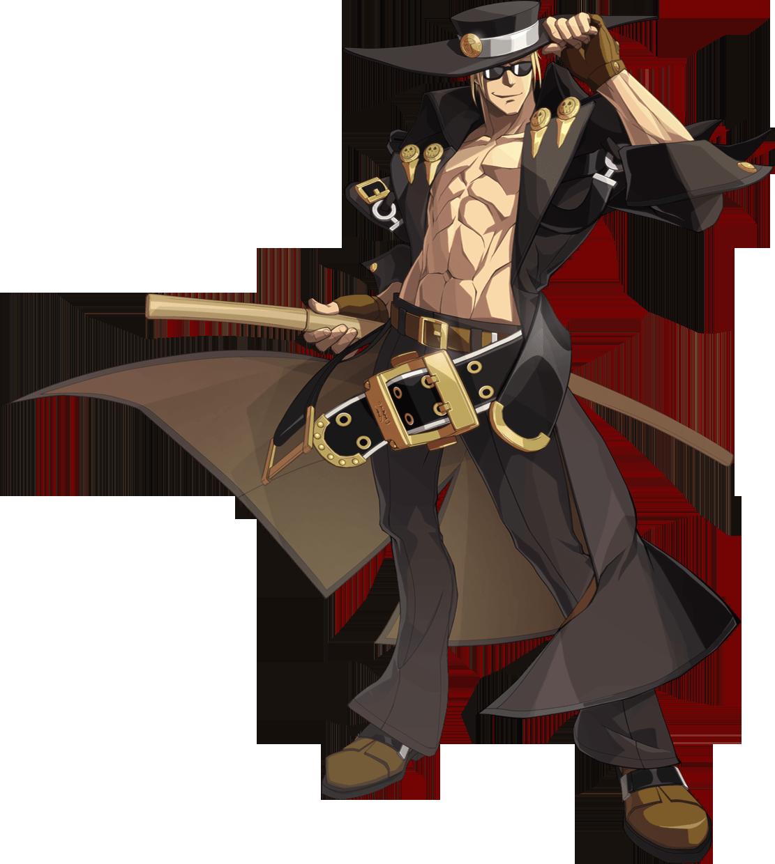 Tsuyoshi Guilty Gear