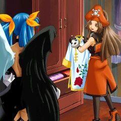 <i><b>Guilty Gear X</b></i> Arcade Mode ending