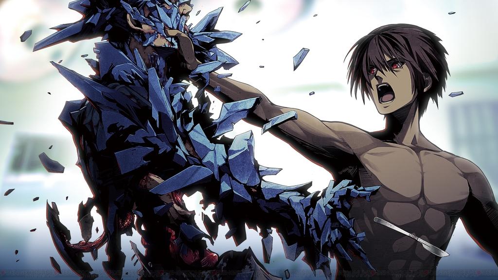 Resultado de imagen para guilty crown anime
