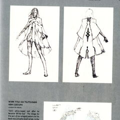 Gai (revived) Character Design 2