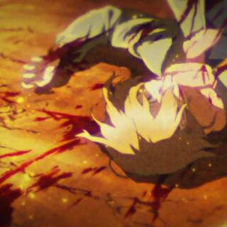 Gai faced down after his gunshot backfired on himself