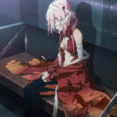 Inori is captured