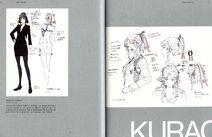 Kurachi character design