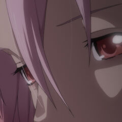 Inori saddened of what happened to Shu