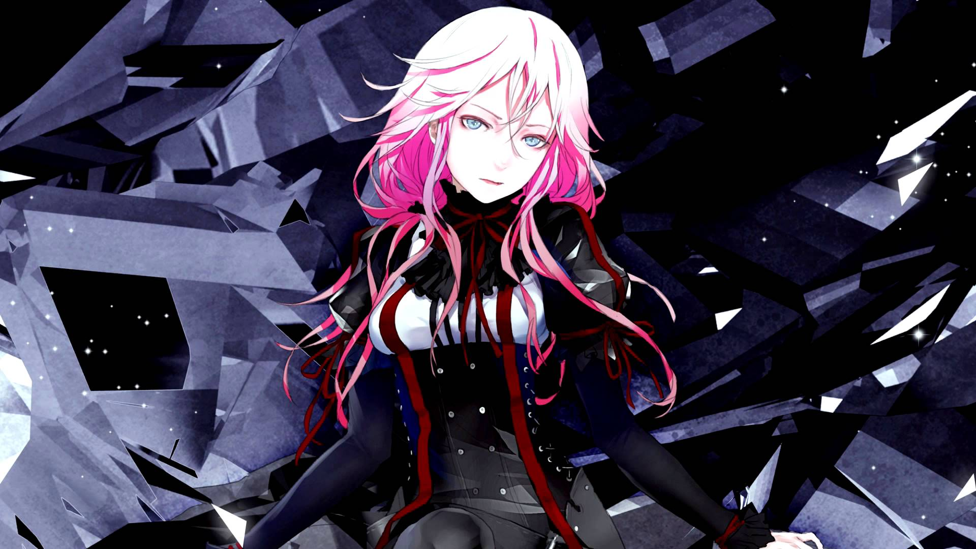 Guilty Crown Wallpaper Inori: FANDOM Powered By Wikia