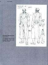 Keido character design