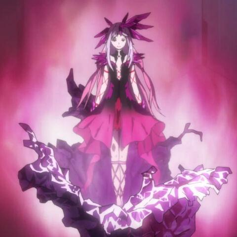 Mana is reborn by devouring Inori