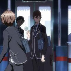 Shu betrayed by Yahiro