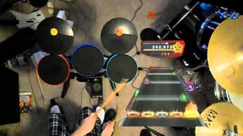 GH Warriors of Rock - Bloodlines - Expert Drums FC - Hands