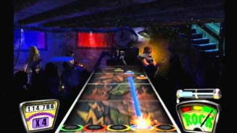 Godzilla 100% FC Expert Guitar Hero 1