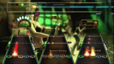 Guitar Hero Smash Hits - Play With Me Full Expert Band 1
