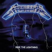220px-Metallica - Ride the Lightning cover