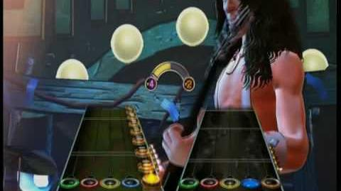 Guitar Hero World Tour Ted Nugent Guitar Battle 97%