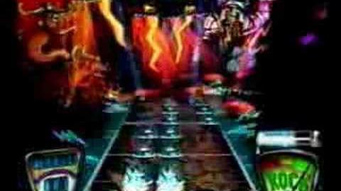 Guitar Hero -- I Wanna Be Sedated FC