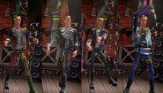 Johnny Napalm (GH3) - alt colors