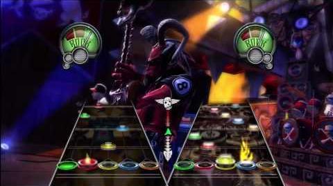 Guitar Battle vs