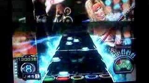 Guitar Hero 3 Cities On Flame With Rock and Roll 100% Expert