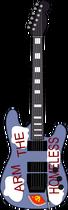 Tom Morello Arm The Homeless Guitar