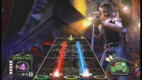 Famous For Nothing 100% FC Expert Guitar Hero 3 XBOX 360