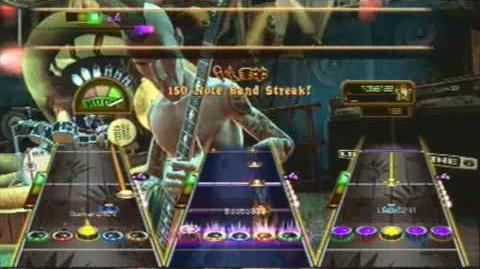Guitar Hero Smash(Greatest) Hits Bark At The Moon Expert Full Band